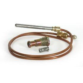 pilot assembly for rv water heaters