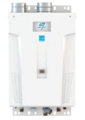 tankless water heater from John Wood