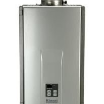 rinnai water heaters tankless