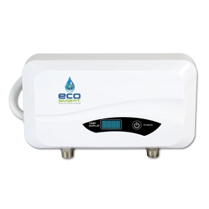 EcoSmart POU tankless and electric water heater