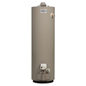 Reliance gas water heater