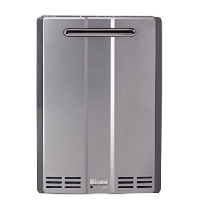 Outdoor unit from Rinnai
