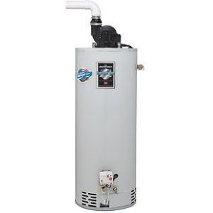 Bradford White Power Vent gas water heater