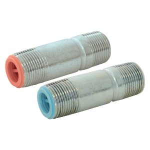 Heat traps for water heaters