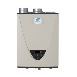 John Wood tankless water heater